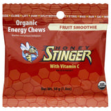 Honey Stinger Fruit Smoothie Organic Energy Chews, 1.8 Ea (Pack of 12)