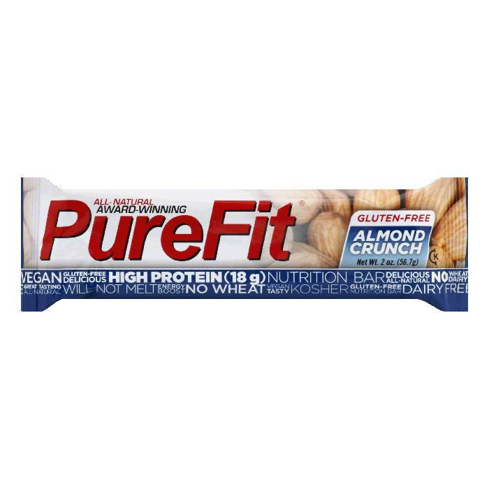Pure Fit Crunch Bar Almond, 2 OZ (Pack of 15)