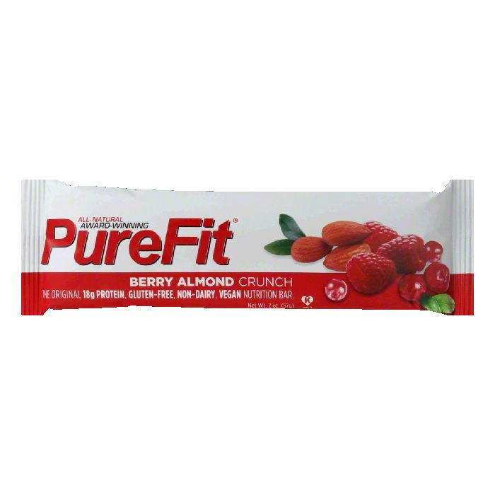 Pure Fit Crunch Bar Berry, 2 OZ (Pack of 15)