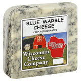 Wisconsin Cheese Blue Marble Cheese, 7.75 Oz (Pack of 8)