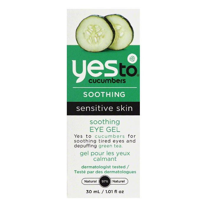 Yes To Sensitive Skin Soothing Eye Gel, 1.1 FO