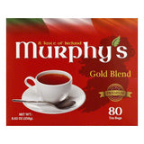Murphys Gold Blend Tea Bags, 80 BG (Pack of 6)