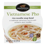 Snapdragon Vietnamese Pho Rice Noodle Soup Bowl, 2.1 OZ (Pack of 6)