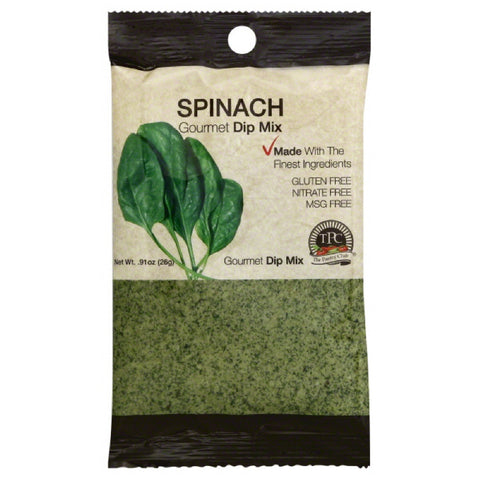 Pantry Club Spinach Gourmet Dip Mix, 0.91 Oz (Pack of 12)
