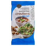 Natural Nectar Sea Salt Gluten Free Croutons, 2.06 Oz (Pack of 8)