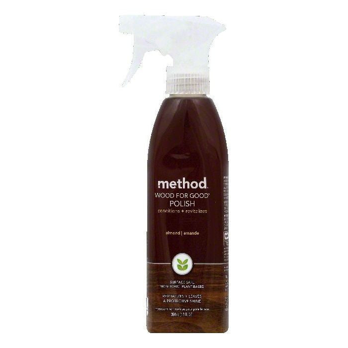 Method Almond Polish, 12 OZ (Pack of 6)