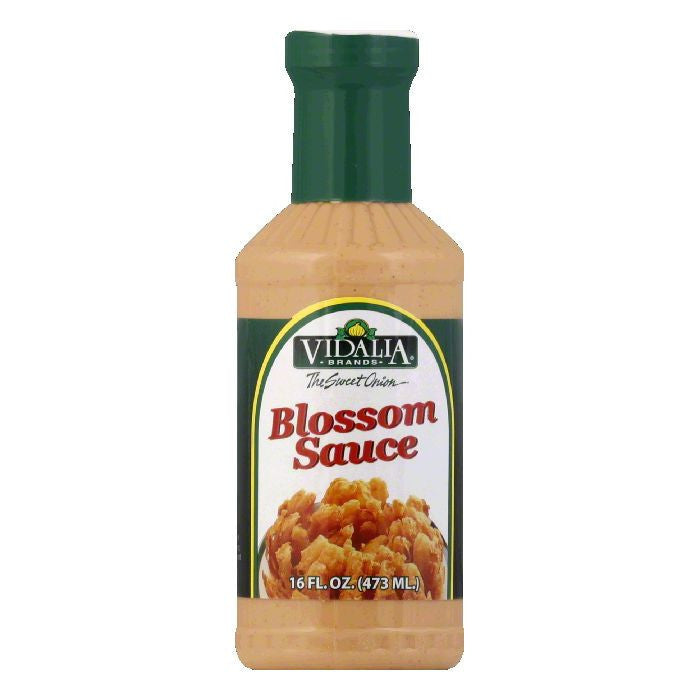 Vidalia Brand Sweet Onion Blossom Sauce, 16 OZ (Pack of 6)
