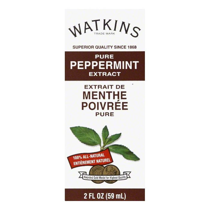 Watkins Peppermint Extract, 2 OZ (Pack of 6)