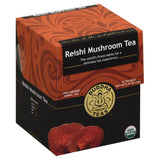 Buddha Teas Reishi Mushroom Tea Herbal Tea Bags, 18 Ea (Pack of 6)