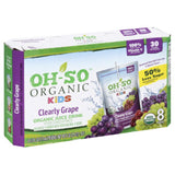 Oh So Clearly Grape Juice Drink, 48 Fo (Pack of 5)