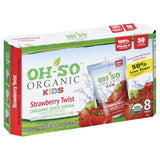 Oh So Strawberry Twist Juice Drink, 48 Fo (Pack of 5)