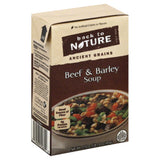 Back To Nature Beef & Barley Soup, 17.4 Oz (Pack of 6)