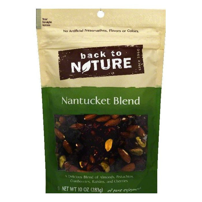 Back To Nature Nantucket Blend, 10 OZ (Pack of 9)