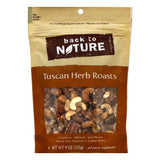 Back To Nature Tuscan Herb Roasts, 9 OZ (Pack of 9)