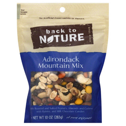Back To Nature Adirondack Mountain Mix, 10 Oz (Pack of 9)