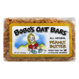 Bobos Oat Bars Peanut Butter Oat Bar, 3 OZ (Pack of 12)
