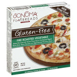 Sonoma Flatbread Fire Roasted Vegetable Gluten-Free Flatbread, 6.68 Oz (Pack of 9)