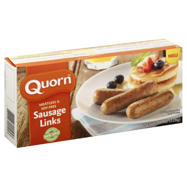 Whole Foods Quorn Sausage Links