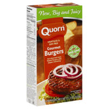 Quorn Gourmet Burgers, 11.3 Oz (Pack of 12)