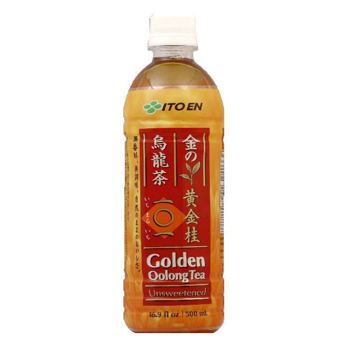 Ito En Traditional Golden Oolong Tea, 16.9 FO (Pack of 12)