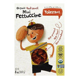 Tolerant Organic Red Lentil Mini Fettuccine, 8 OZ (Pack of 6)