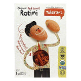 Tolerant Organic Red Lentil Rotini, 8 OZ (Pack of 6)