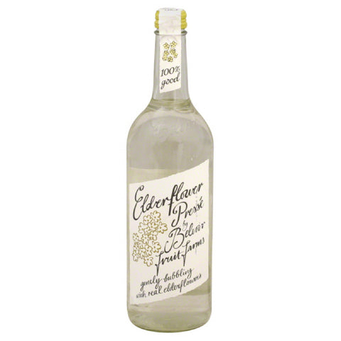 Belvoir Fruit Farms Elderflower Presse, 25.4 Oz (Pack of 12)