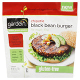 Gardein Chipotle Black Bean Burger, 12 Oz (Pack of 8)