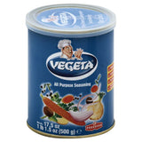 Vegeta All Purpose Seasoning, 17.5 Oz (Pack of 12)