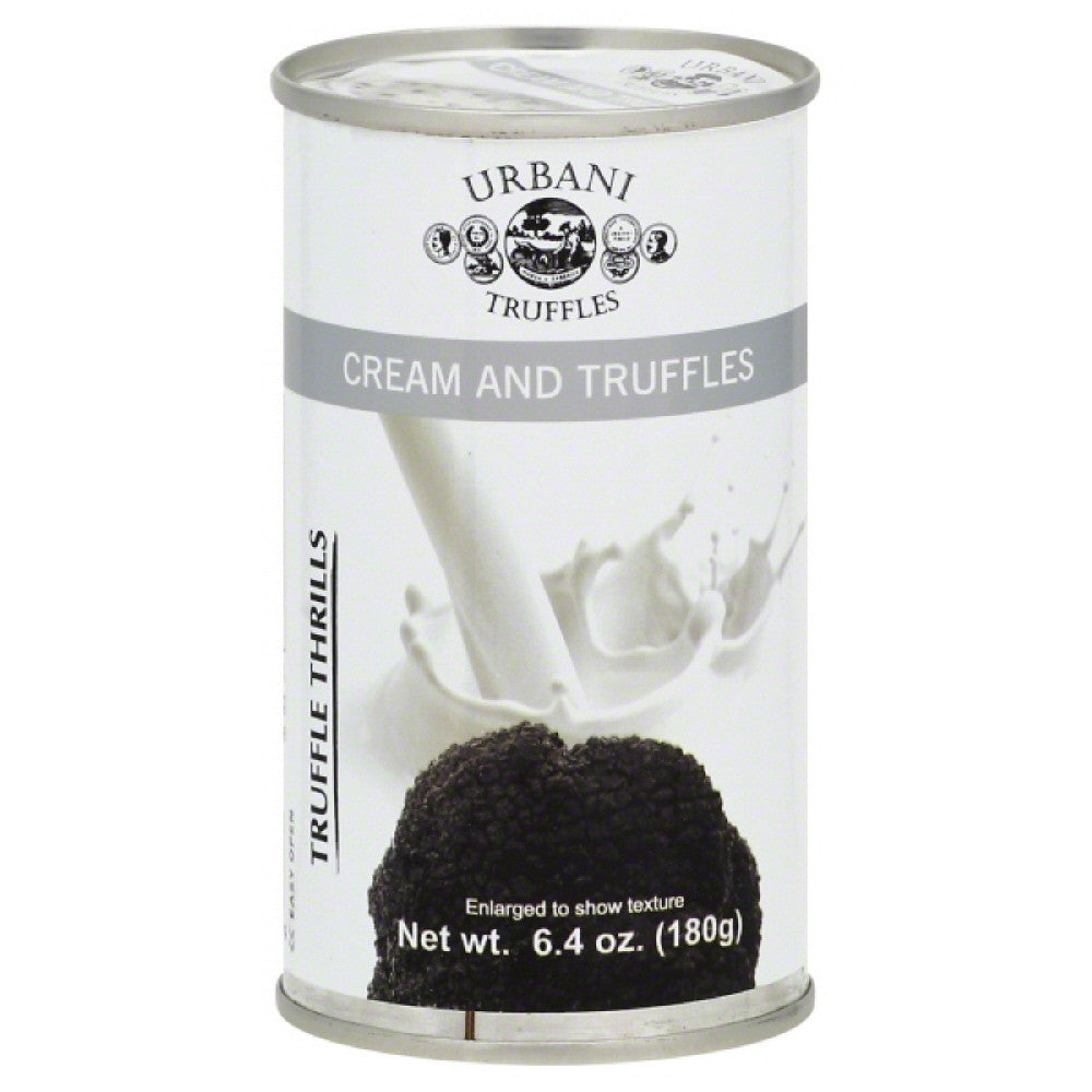 Urbani Cream and Truffles, 180 Gm (Pack of 12)