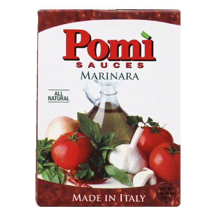 Pomi Marinara, 26.46 OZ (Pack of 12)