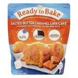 Ready to Bake Salted Butter Caramel Lava Cake, 1.21 lb  ( Pack of  9)