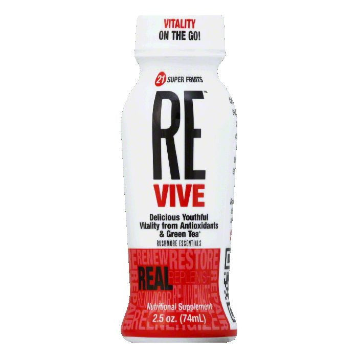 RE REVive Nutritional Supplement, 2.5 FO (Pack of 12)