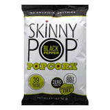 Skinny Pop Black Pepper Popcorn, 4.4 OZ (Pack of 12)