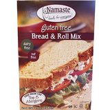 Namaste Foods Gluten Free Bread Mix, 16 OZ (Pack of 6)