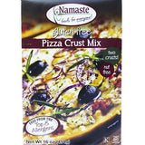 Namaste Foods Gluten Free Pizza Crust Mix, 16 OZ (Pack of 6)