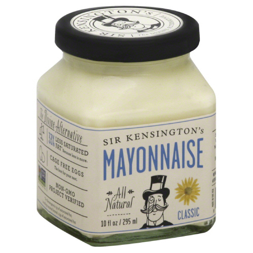 Sir Kensingtons Classic Mayonnaise, 10 Oz (Pack of 6)