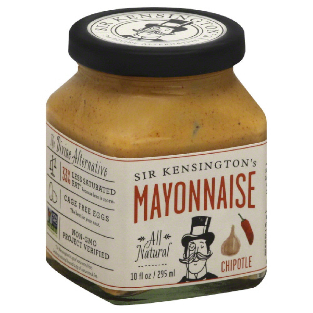 Sir Kensingtons Chipotle Mayonnaise, 10 Oz (Pack of 6)