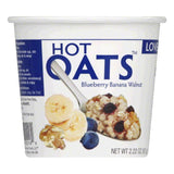 Love Grown Blueberry Banana Walnut Hot Oats, 2.22 Oz (Pack of 8)