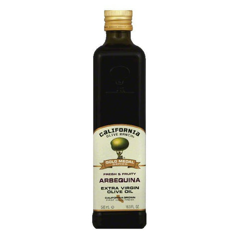California Olive Ranch Arbequina Extra Virgin Olive Oil, 16.9 FO (Pack of 6)