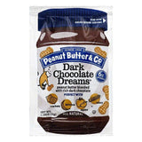 Peanut Butter & Co Dark Chocolate Dreams Peanut Butter, 1.15 OZ (Pack of 20)
