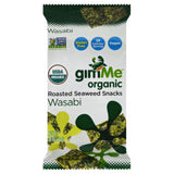 Gimme Wasabi Roasted Seaweed Snacks, 0.35 Oz (Pack of 12)