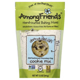 Among Friends Old Fashioned Chocolate Chip Darcy's Delish Cookie Mix, 12 Oz (Pack of 6)