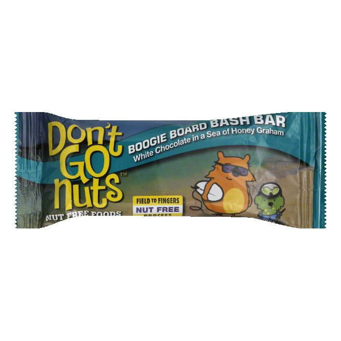 Dont Go Nuts Boogie Board Bash Bar, 1.58 Oz (Pack of 12)