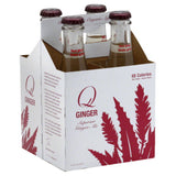 Q Ginger Ale, 32 Fo (Pack of 6)