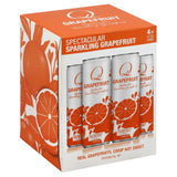 Q Grapefruit Soda, 48 Fo (Pack of 6)