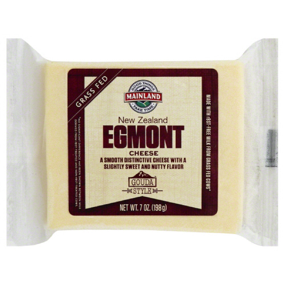 Mainland Egmont Cheese, 7 Oz (Pack of 12)