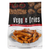 Veggie Fries Chickpea & Red Pepper Fries, 14 Oz (Pack of 12)
