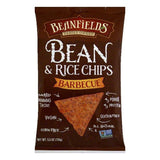 Beanfields Barbecue Bean & Rice Chips, 5.5 OZ (Pack of 12)