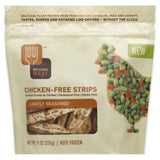 Beyond Meat Lightly Seasoned Chicken-Free Strips, 9 Oz (Pack of 6)